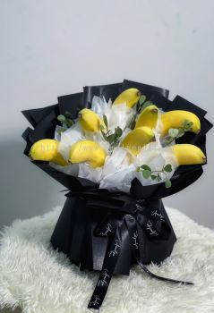 For The King! Banana Bouquet
