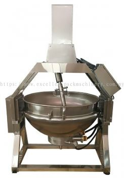 DOUBLE JACKET COOKING TANK