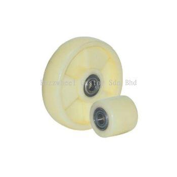 Nylon Steering & Load Wheel