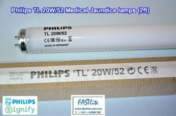 Philips TL20W/52 Medical Therapy Jaundice lamp (made in Germany)
