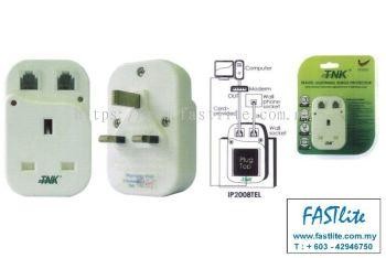 Lightning Surge Protector for Telephone Socket IP2008TEL