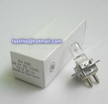 Osram 64260 12v 30w PG22 (2 Pins) Medical bulb