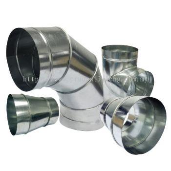 Spirk Round Duct System