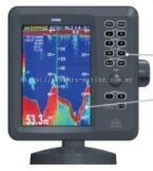 7' COLOR TFT LCD FISHFINDER