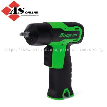 "SNAP-ON 14.4 V 1/4"" Drive MicroLithium Cordless Impact Wrench (Tool only ) (Green) / Model: CT725AGDB"