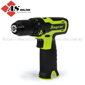 "SNAP-ON 14.4 V 3/8"" Drive MicroLithium Cordless Drill (Tool Only) (Hi-Viz) / Model: CDR761BHVDB"
