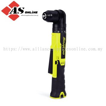 "SNAP-ON 14.4 V 3/8"" Drive MicroLithium Cordless Right Angle Screw Gun/ Drill (Tool Only) (Hi-Viz) / Model: CDRR761HVDB"