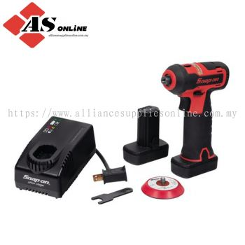 SNAP-ON 14.4 V MicroLithium Cordless Polish/ Prep Tool Kit (Red) / Model: CTPP761AK2