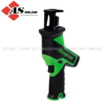 SNAP-ON 14.4 V MicroLithium Cordless Reciprocating Saw (Tool Only), (Green) / Model: CTRS761AGDB