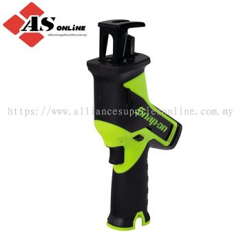 SNAP-ON 14.4 V MicroLithium Cordless Reciprocating Saw (Tool Only), (Hi-Viz) / Model: CTRS761AHVDB