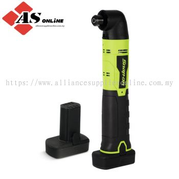 SNAP-ON 14.4 V MicroLithium Brushless Right Angle Die Grinder Kit (Hi-Viz) / Model: CGRR861HVW2
