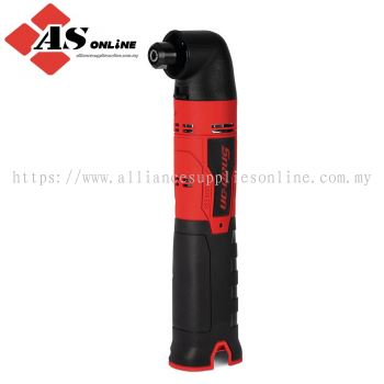 SNAP-ON 14.4 V MicroLithium Brushless Right Angle Die Grinder (Tool Only) (Red) / Model: CGRR861DB