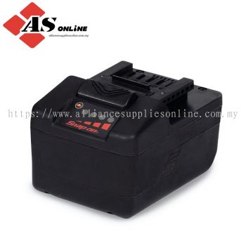 SNAP-ON 18 V 4.0 Ah MonsterLithium Ion Slide-On Battery / Model: CTB8185BK