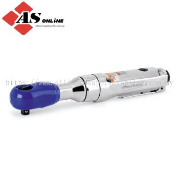 """SNAP-ON 3/8"""" Drive Heavy Duty Air Ratchet (5-45 ft-lb) (Blue-Point) / Model: AT700F"""