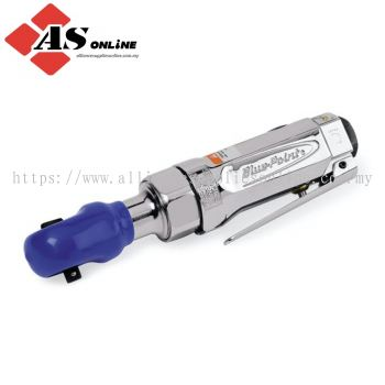 """SNAP-ON 1/4"""" Drive Air Ratchet (Blue-Point) / Model: AT200D"""