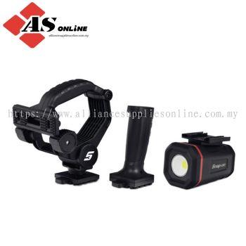 SNAP-ON 1,200 Lumen Underhood Clamp Light (Black) / Model: ECUHC102