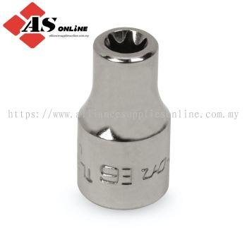 "SNAP-ON 1/4"" Drive TORX E6 Shallow Socket / Model: TLE60A"