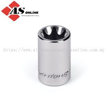 "SNAP-ON 1/4"" Drive TORX E12 Shallow Socket / Model: TLE120A"