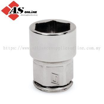 "SNAP-ON 1/4"" Drive 6-Point Metric 8 mm Flank Drive Low-Profile Socket / Model: RTSM8"