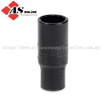 "SNAP-ON 1/4"" Drive 12-Point Metric 9 and 11 mm Semi-Deep Flip Socket / Model: S6911"
