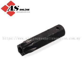 SNAP-ON T25 TORX Tamper-Resistant Pinless Driver Bit / Model: TTXR25E2