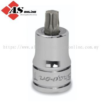 "SNAP-ON 3/8"" Drive T40 TORX Stubby Bit Socket Driver / Model: FTX40SE"