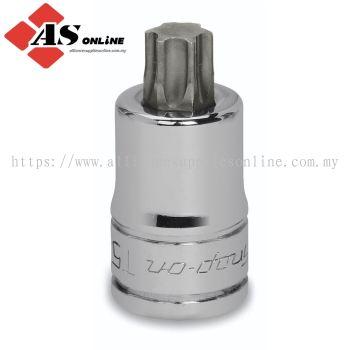 "SNAP-ON 3/8"" Drive T50 TORX Stubby Bit Socket Driver / Model: FTX50SE"