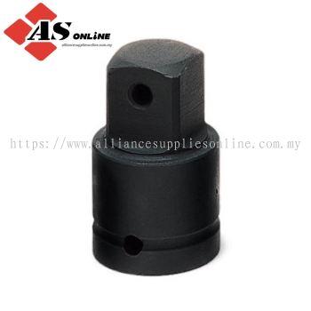 "SNAP-ON 3/4"" Drive 2-9/16"" Square Drive Pin Hole Impact Adaptor, 3/4"" Internal Drive x 1"" External Drive / Model: IM72"