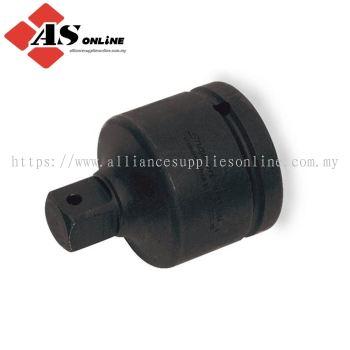 "SNAP-ON 1-1/2"" Drive 5-1/8"" Square Drive Pin Hole Impact Adaptor, 1-1/2"" Internal Drive x 2-1/2"" External Drive / Model: IM59"