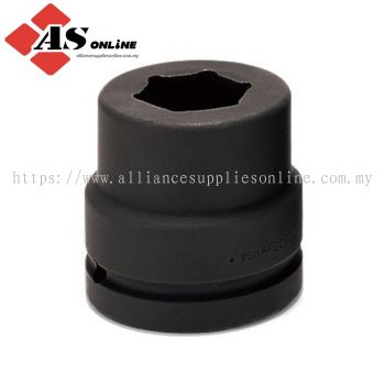 """SNAP-ON 1-1/2"""" Drive 6-Point SAE 3"""" Flank Drive Shallow Impact Socket / Model: IM965"""