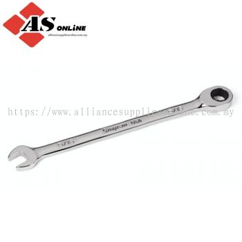 """SNAP-ON 5/16"""" 12-Point SAE 0�� Offset Ratcheting Combination Wrench / Model: OXR10"""