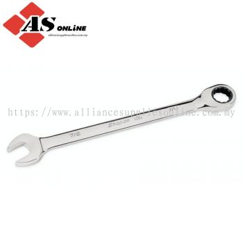 """SNAP-ON 7/8"""" 12-Point SAE 0�� Offset Ratcheting Combination Wrench / Model: OXR28"""