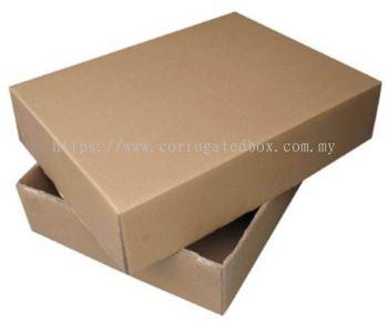 Telescopic Paper Box