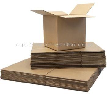 Regulated Slotted Carton (RSC)