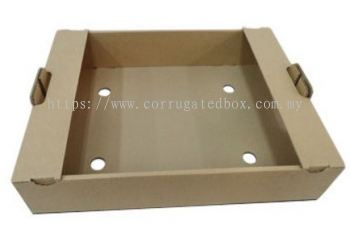 Corrugated Paper Tray