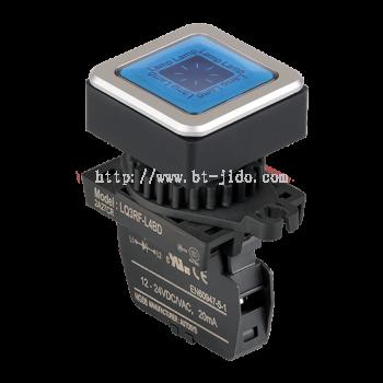 LQ3RF Series 30 mm Pilot Lights