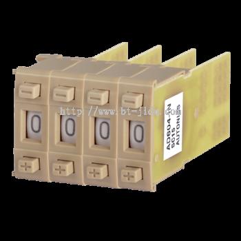 AD604/AD605 Series Standard Thumbwheel Switches