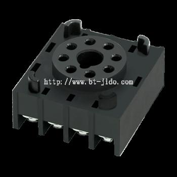 PG Series 8-Pin/11-Pin Controller Sockets (Standard)