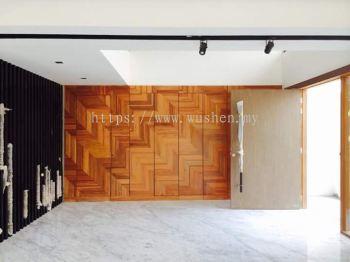 Interior Wall Designing