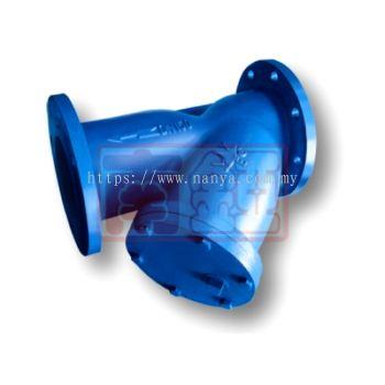 Cast / Ductile Iron Y-Strainer