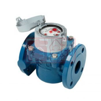 HELIX 4000 Woltmann Cold Water Meter