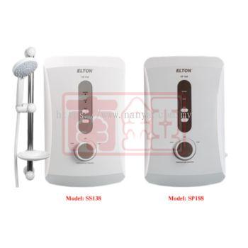 Instant Water Heater - Silent Pump