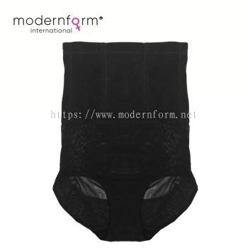 High Waist Slimming Panties Shapewear Shaper Girdle (P0825 black)