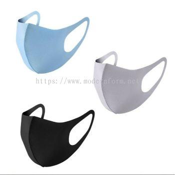 [1628587899] Korean Style Laser Cut Reusable Washable Anti-Dust Face Mask
