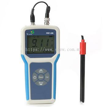 Portable PHP-100 pH / ORP Meter