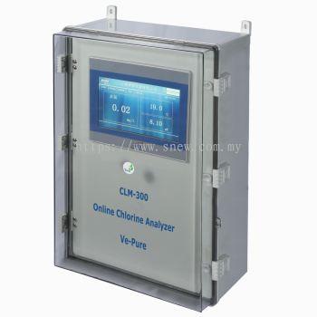Smart CLM-300 Online Residual Chlorine Meter