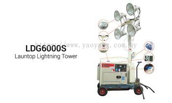 Lighting Tower LTL4-400LDG6000S