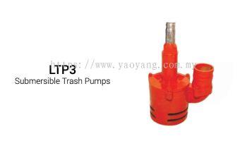Submersible Trash Pumps LTP3