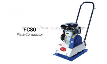 Plate Compactor FC80