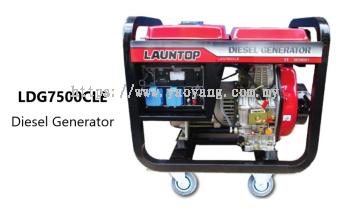 Diesel Generator LDG7500CLE